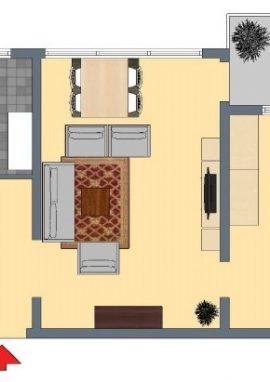 Typ A, 66 m²