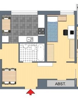 Typ C, 81 m²
