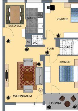 XnC_Typ E, 82 m²
